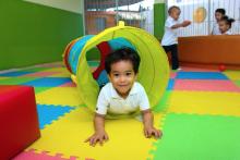 Psicomotricidad en pediatría