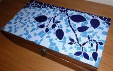 Ejemplo mosaico cerámica