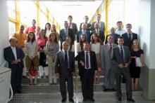 Alumnos 1ª promoción Curso Avanzado Prevención de Blanqueo de Capitales y Financiación del Terrorismo