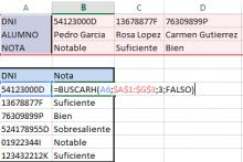 Curso Excel - BuscarH por videoconferencia