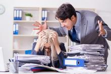 Curso estrés laboral