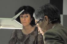 Rosa Maria Canas, traductora y presidente del IMNE