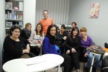 Grupo de Quiromasaje