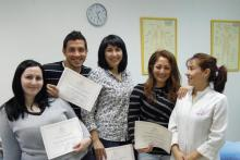 Grupo de Estética Profesional, Curso General
