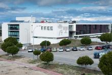 CIESPC. Edificio Centro de Apoyo a la Investigación Tecnológica