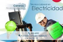 Técnico Laboral en Eletricidad