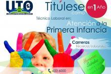 Técnico Laboral en Asistencia a la Primera Infancia
