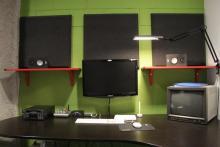 Sala de edición de vídeo