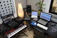 Estudio de Producción de Música Electrónica