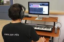 Prácticas individuales en Producción de música electrónica