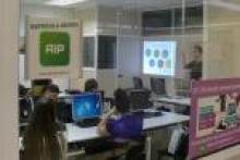 Aula del curso presencial de como posicionar una web SEO