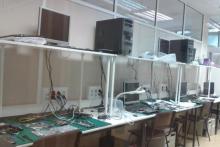 Aula taller, curso reparción ordenadores