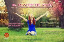 EL PLACER DE VIVIR Aprende a disfrutar de tu vida www.emocionartecoach.com