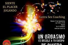Taller TANTRA SEX COACHING www.escuelatantrica.com