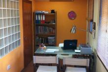 Oficina del Centro de Formación.