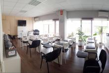 Sala de formaciones en las instalaciones de Institute BCN (Montmeló-Barcelona).