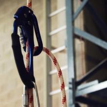 Curso de seguridad en trabajos verticales presencial - prácticas