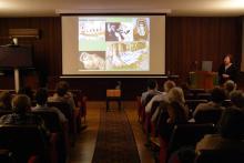 Presentación de los cursos en otoño 2015