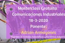 Masterclass Gratuita de Comunicaciones Industriales