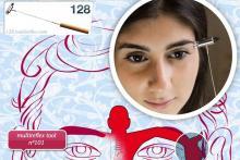 Tratar la migraña en reflexología facial
