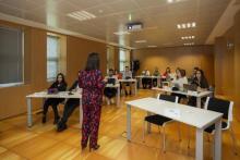 Aula Campus A Coruña