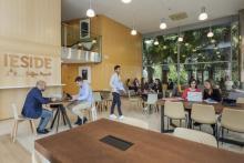 Campus A Coruña. Coffee Break