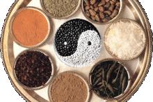 Cocina natural: macrobiótica.