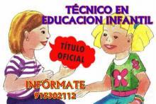 Ténico en Educación Infantil