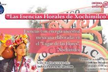 LAS ESENCIAS FLORALES DE XOCHIMILCO
