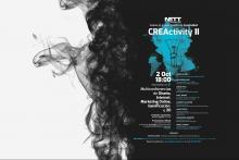 CREACTIVITY II, el mayor evento de creatividad