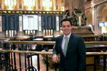 21 Trading Coach es entrevistado en la Bolsa de Madrid para la revista Estrategias de Inversión