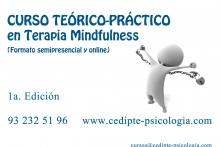 Flyer Curso Mindfulness