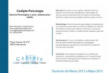 Flyer 2 Curso Mindfulness
