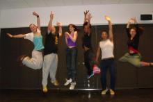 Bailar, volar...