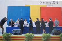 Graduación escolar 2016