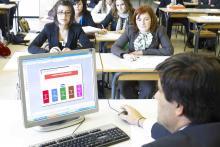 Los alumnos cursan asignaturas de Administración de Empresas Turísticas a lo largo de toda la carrera