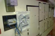 Centro de Fraga: Taller electricidad