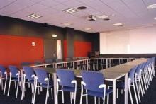 Centro de Barcelona: aulas