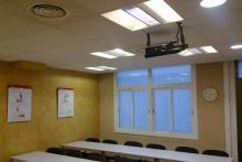 Centro de Fraga: aula