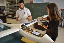 Solar Endeavour prototype