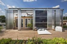 LOW3 prototip de casa solar. ETSAV