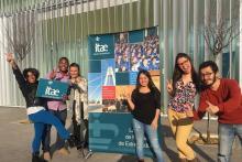 Alumnos del MBA IHL (Panameños, Colombianos, Brasileños, Españoles...)