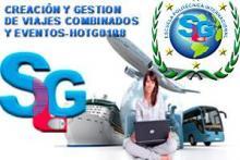 CREACIÓN Y GESTION DE VIAJES COMBINADOS Y EVENTOS - HOTG0108