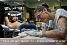 Curso profesional de tatuaje