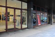 Portal - Escuela TAI en C/ Recoletos, 22. Madrid 28001