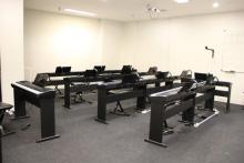 Aula de música - Escuela TAI