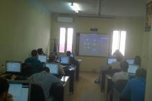 Aulas para cursos de Virtualización y Business Intelligence