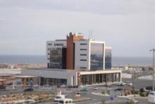 Nos encontramos ubicados en el principal centro de negocios de Almería.