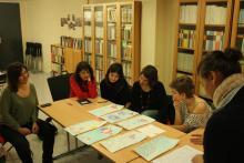 Alumnos Laboratorio de Escritura