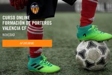 Entrenador de Porteros y formación Valencia CF